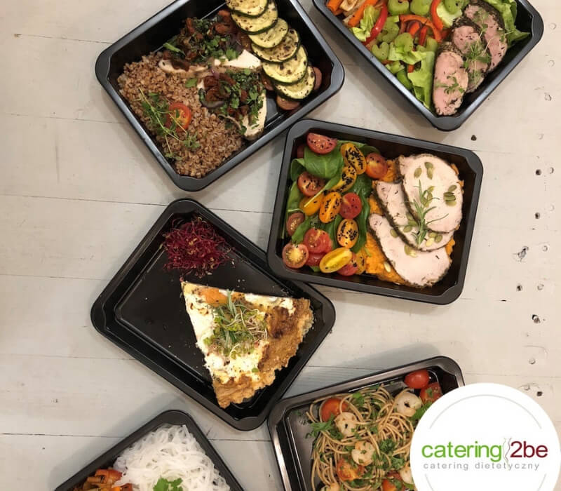 Catering 2be - zbilansowany catering dietetyczny