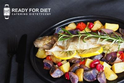 Catering Ready for Diet - dieta Bez mięsa + Ryby