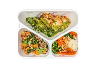 Catering Pomelo Food Company - dieta Be Fit