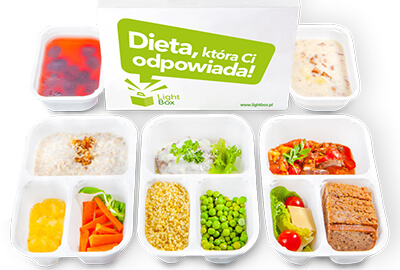 Catering LightBox - dieta Optimum