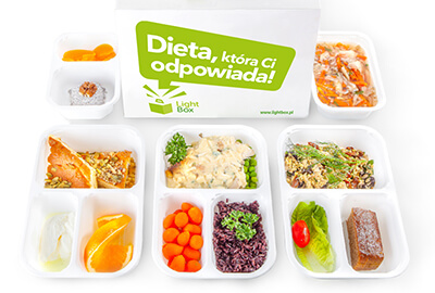 Catering LightBox - dieta Slim