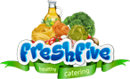 Fresh Five - logo