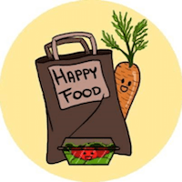 Happy Food - logo