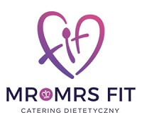 Mr & Mrs Fit - logo